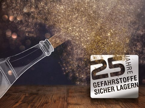 25 Jahre asecos GmbH